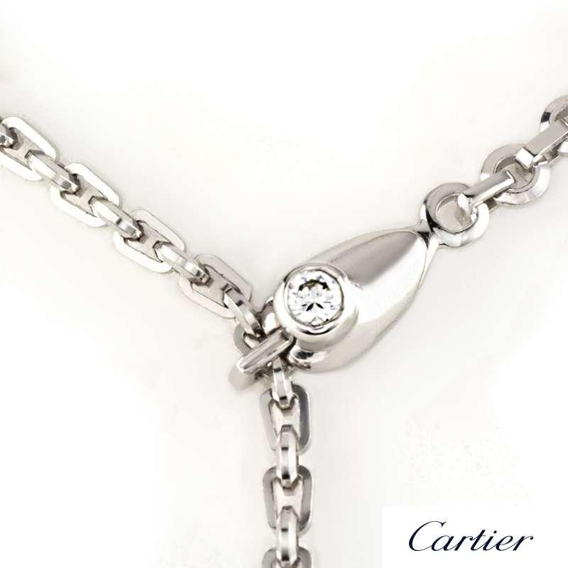 Cartier Lariat Necklace